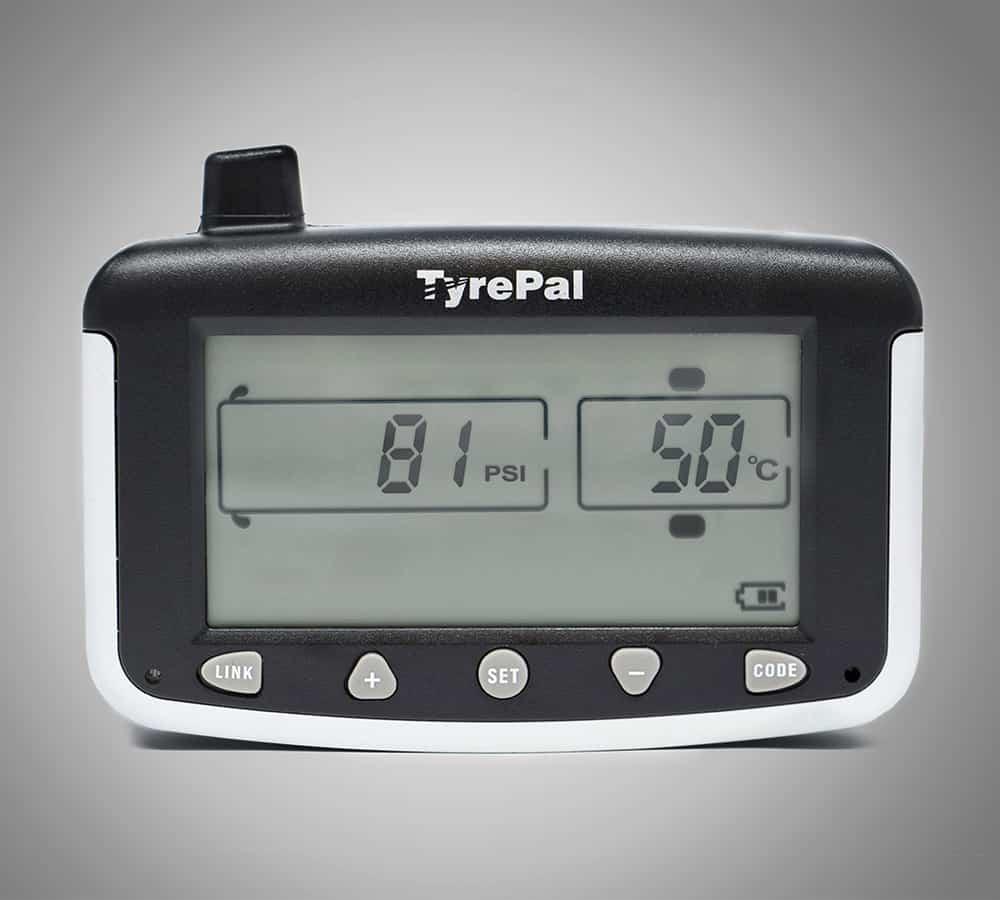 TC215OEK Monitor for internal caravan sensors