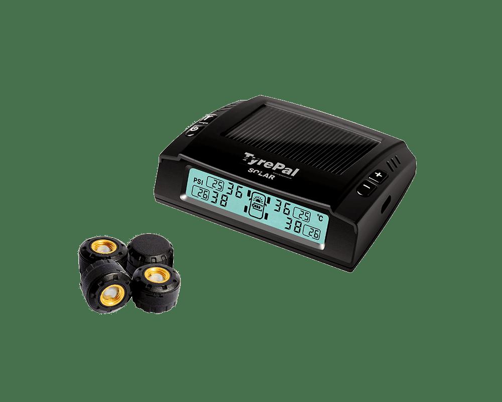 Solar 4 Monitor and Sensors