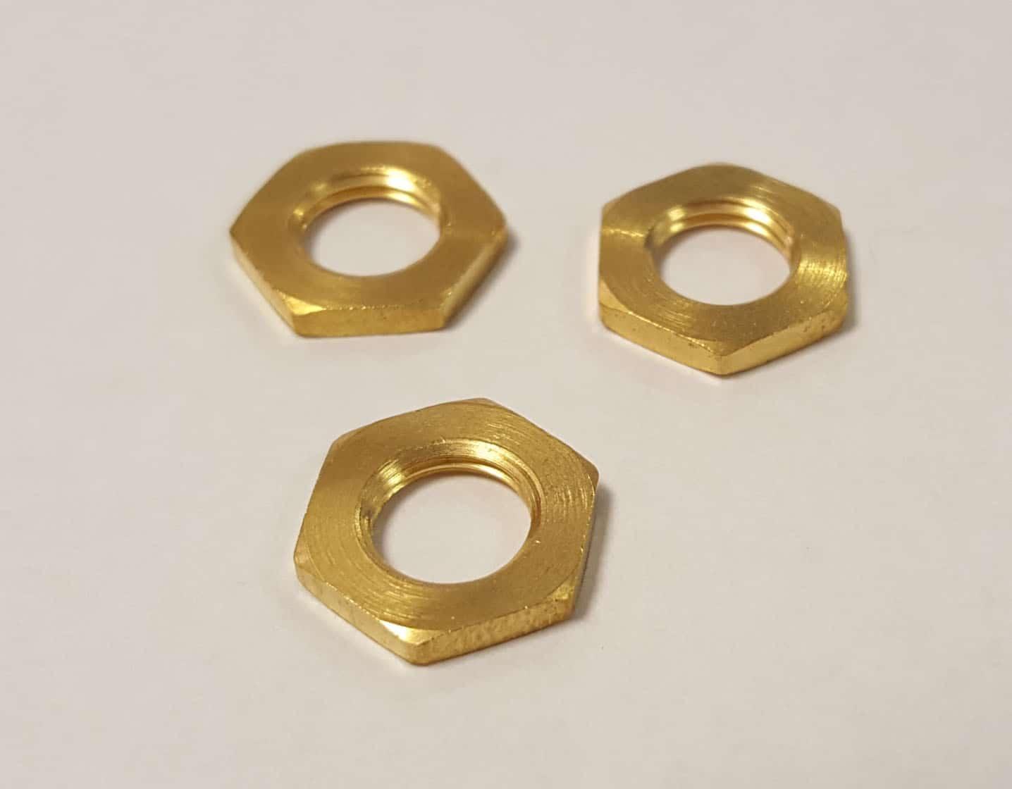 Sensor Lock Nuts